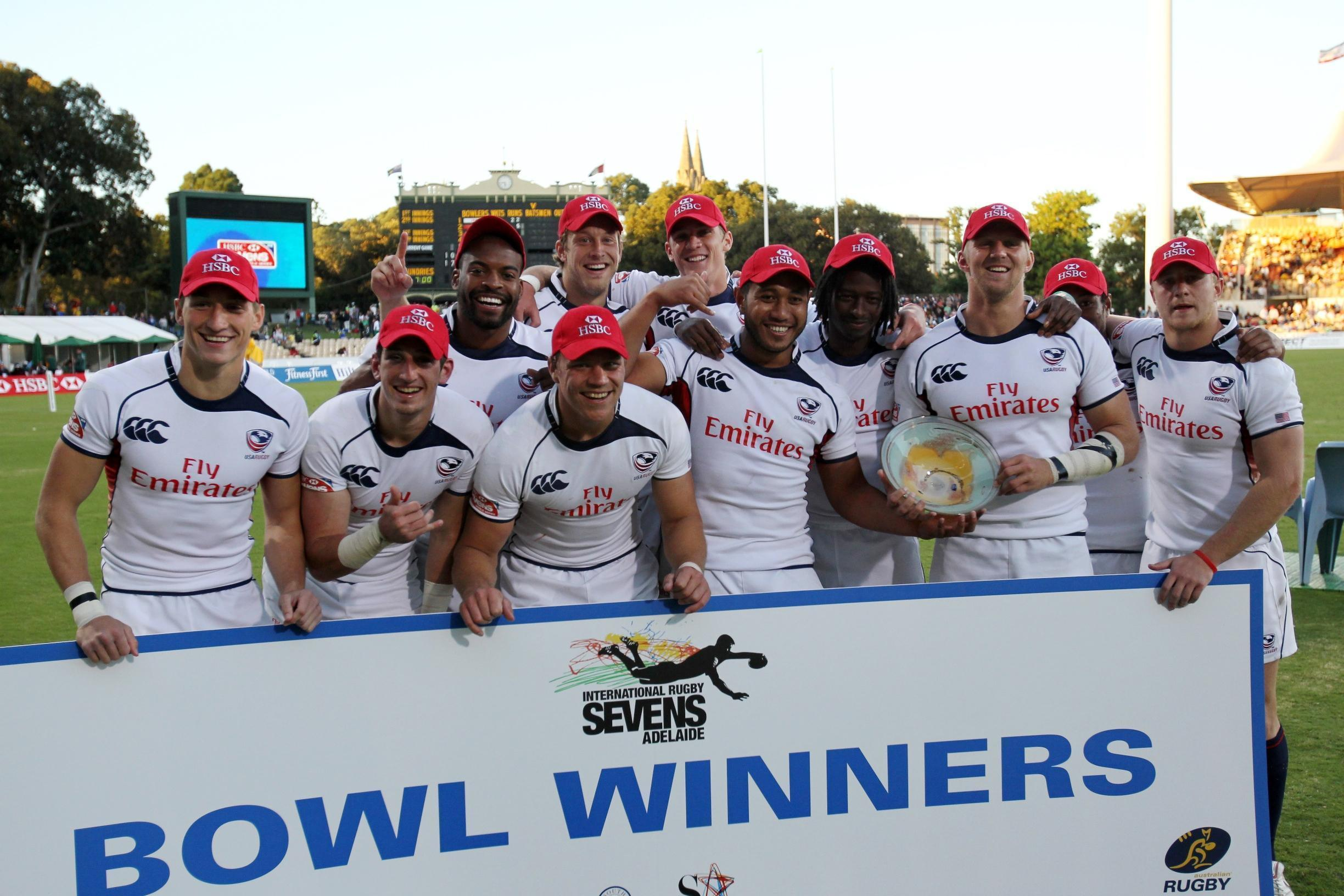 USA Win Bowl in Adelaide