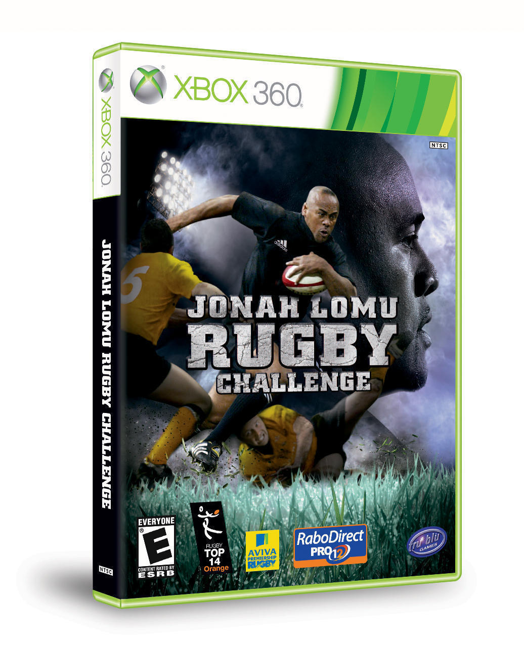 Jonah Lomu Rugby Challenge Delivers Enhanced Game Play
