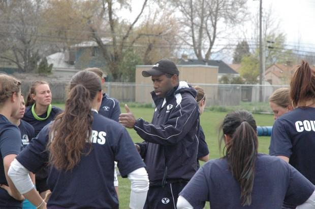 BYU Coach Earns USOC Award