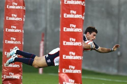 USA Rugby Men's Collegiate All-Americans defeat Connacht Rugby Development XV