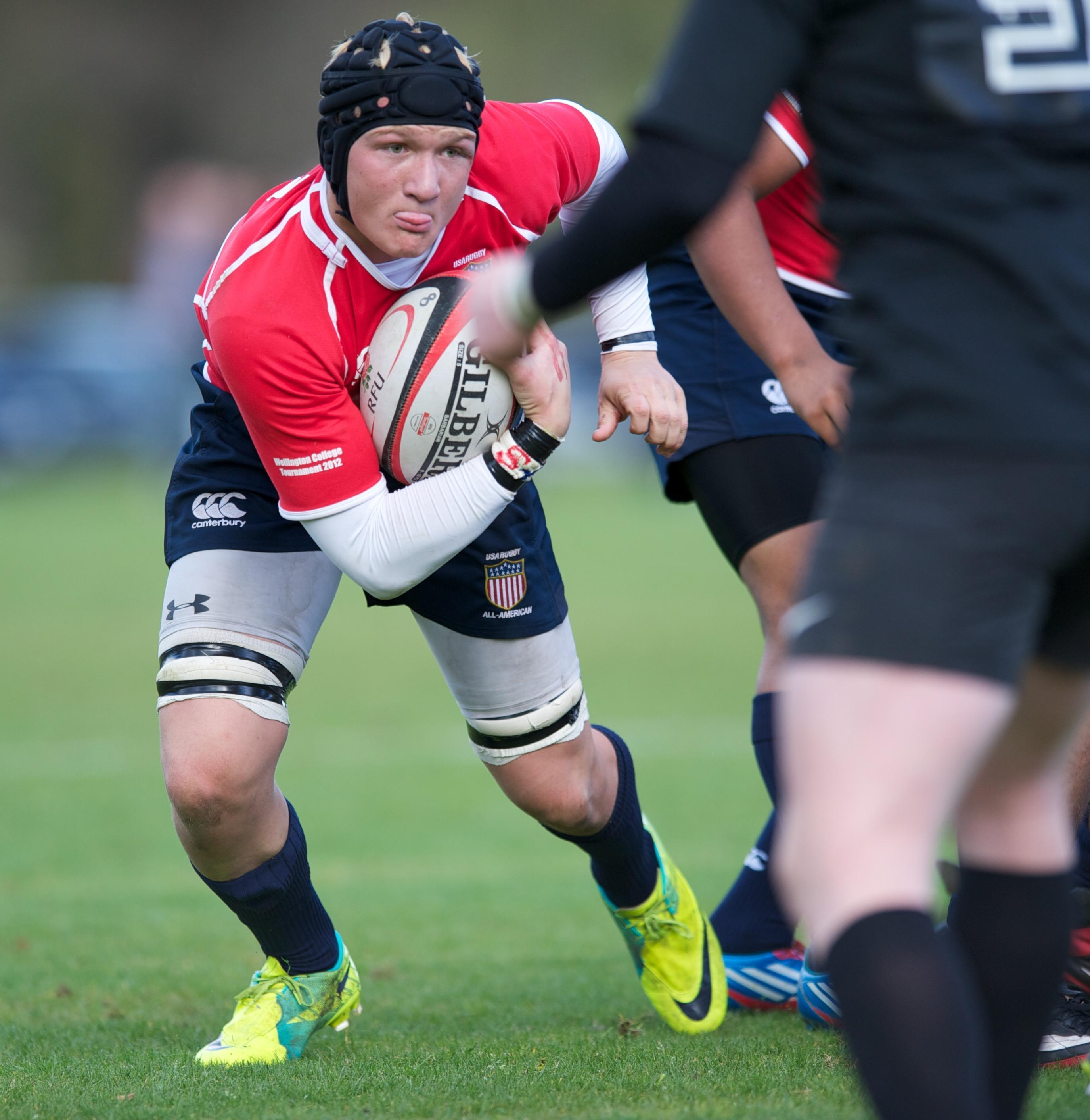 USA Rugby High School All-Americans Embark on South American Tour