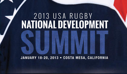 Registration for the 2013 USA Rugby National Development Summit is Now Open