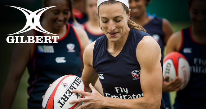 Gilbert renews partnership with USA Rugby