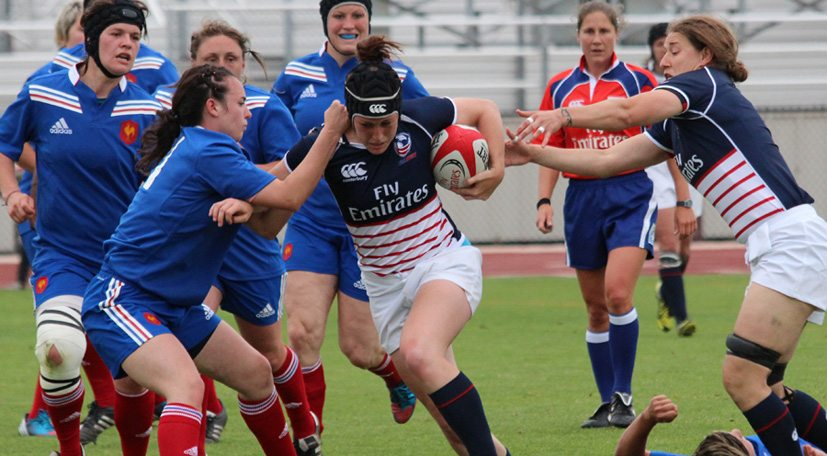 Eagles defeat France for first win of summer series