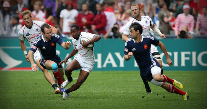 "USA Rugby partners with ESPN's Grantland Films on ""The Fastest Man in Rugby"""