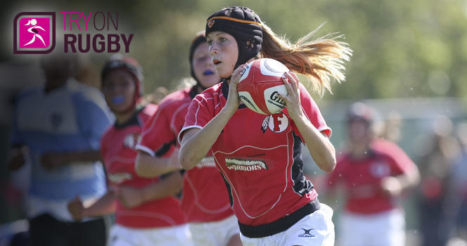 USA Rugby encourages girls and women to Try On Rugby
