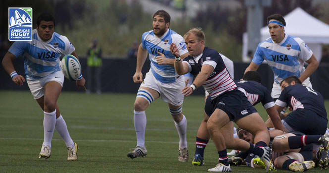 Eagles Select XV suffer first loss of 2013 Americas Rugby Championship