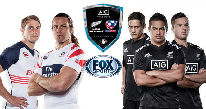 FOX Sports 1 to air inaugural 'Black and Blue' Match