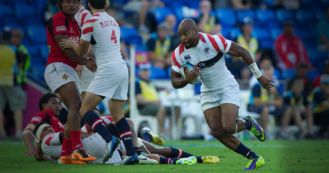 Eagles finish pool play with 14-7 win against Tonga