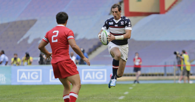 IRB to stream HSBC Sevens World Series live online