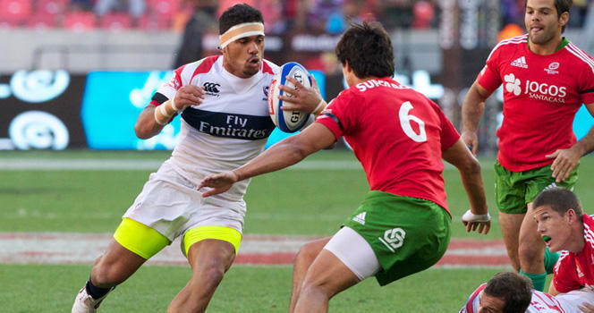 Bowl Quarterfinal awaits Men's Eagles Sevens again following 33-17 loss to Portugal