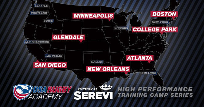 Serevi announces 2014 USA Rugby Academy camp dates