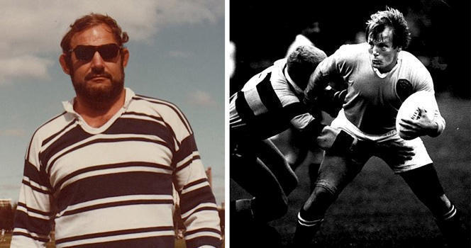 Rugby community loses two of its own