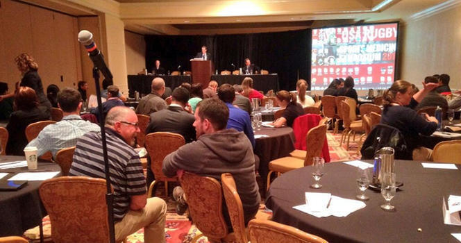 USA Rugby medical update at 2014 NDS