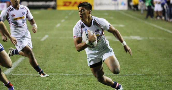 USA Sevens: Day One