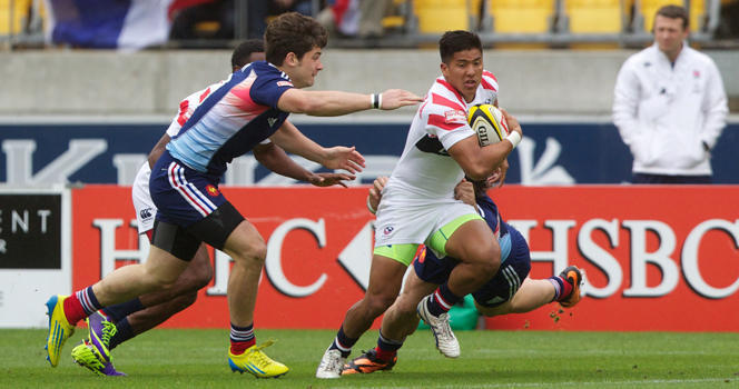 IRB confirms pool draw for Tokyo Sevens