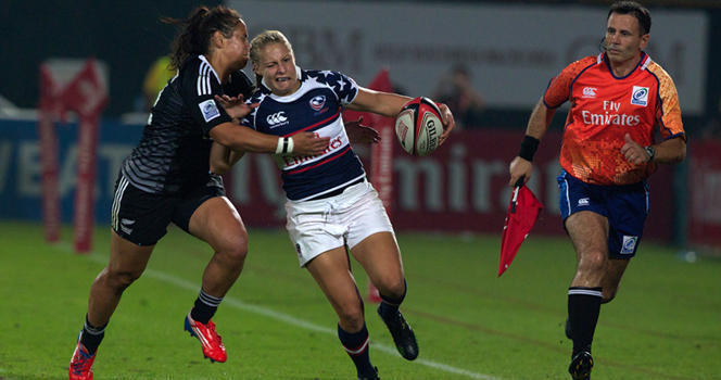 Black Ferns shut out Eagles