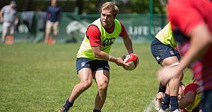 Eagles roster selected for first leg of RWC 2015 Qualifier