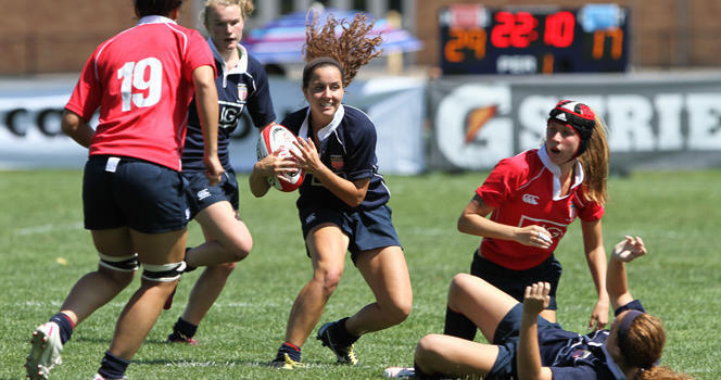 Eagles into Tokyo Sevens Plate Final with win against Canada