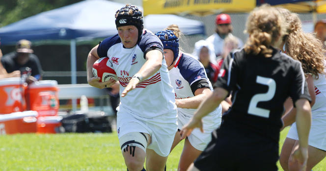 Starting XV selected for Women's Eagles' first match of Can-Am Series