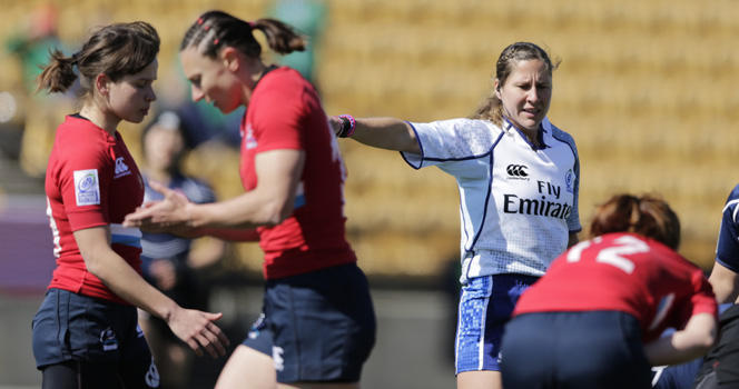 Berard off to France for Women's Rugby World Cup