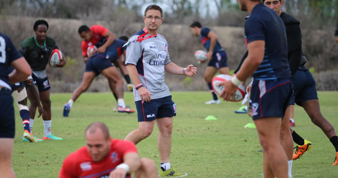 Friday: USA Rugby's in a good place