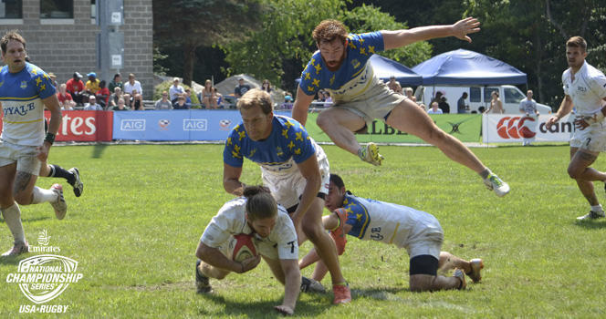 Serevi RugbyTown Sevens rosters announced for AIG MCAAs, Falcons, Hawks