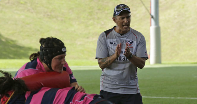 Eagles reflect on Kazakhstan victory, match against Black Ferns