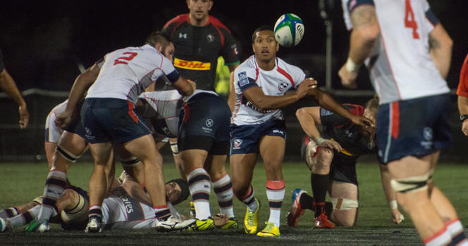 Dubai selections up for grabs at Men's Eagles Sevens High Performance Camp