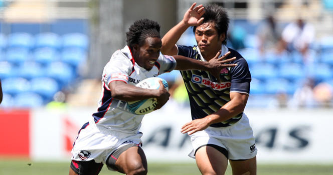 Eagles score four tries, defeat Japan in Gold Coast Bowl Quarterfinal