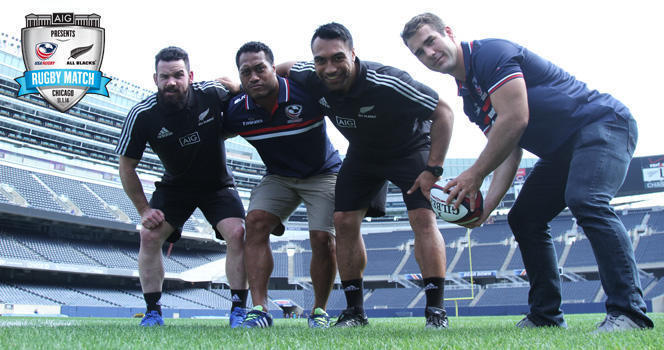 Universal Sports Network, NBC Sports Group announce U.S. broadcast plans for IRB Rugby World Cup 2015 with one year to go