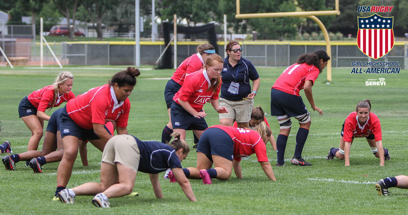 USA Rugby announces new Girls High School All-American program