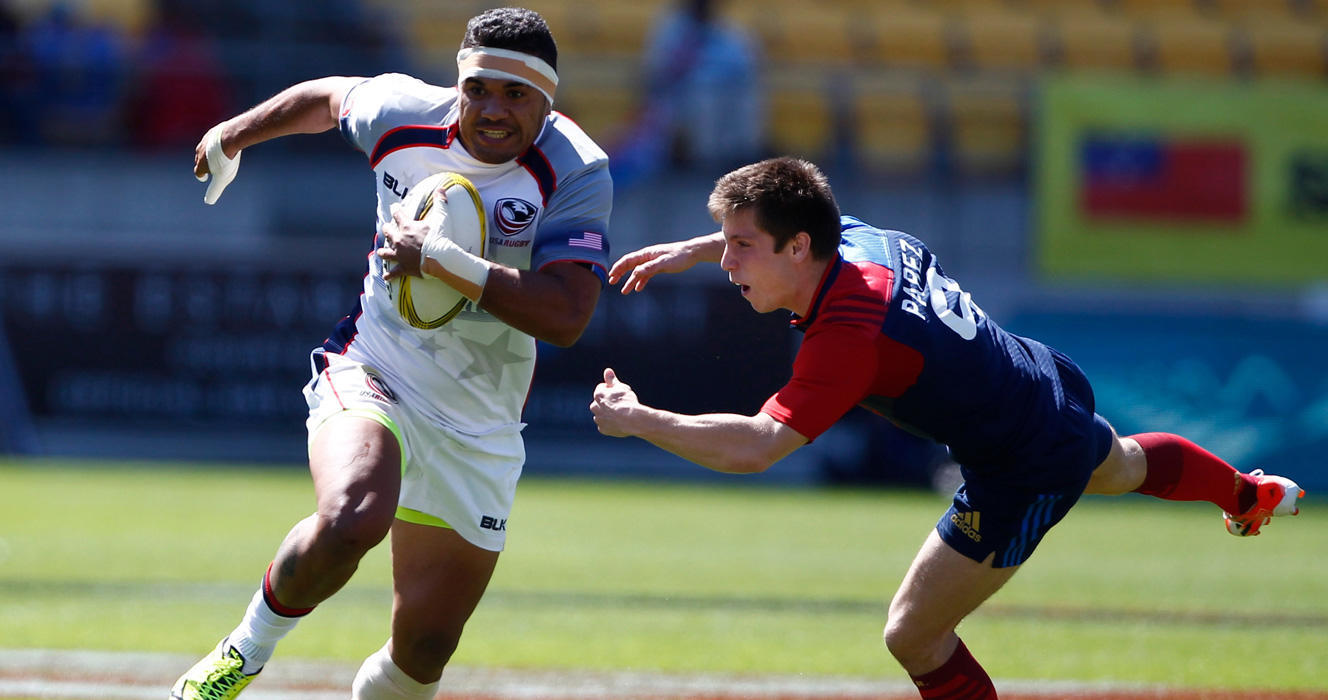 Roll continues as Eagles fell France at Wellington Sevens
