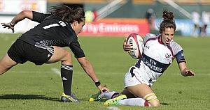 Eagles miss opportunity in São Paulo Sevens Cup Quartefinal loss to New Zealand