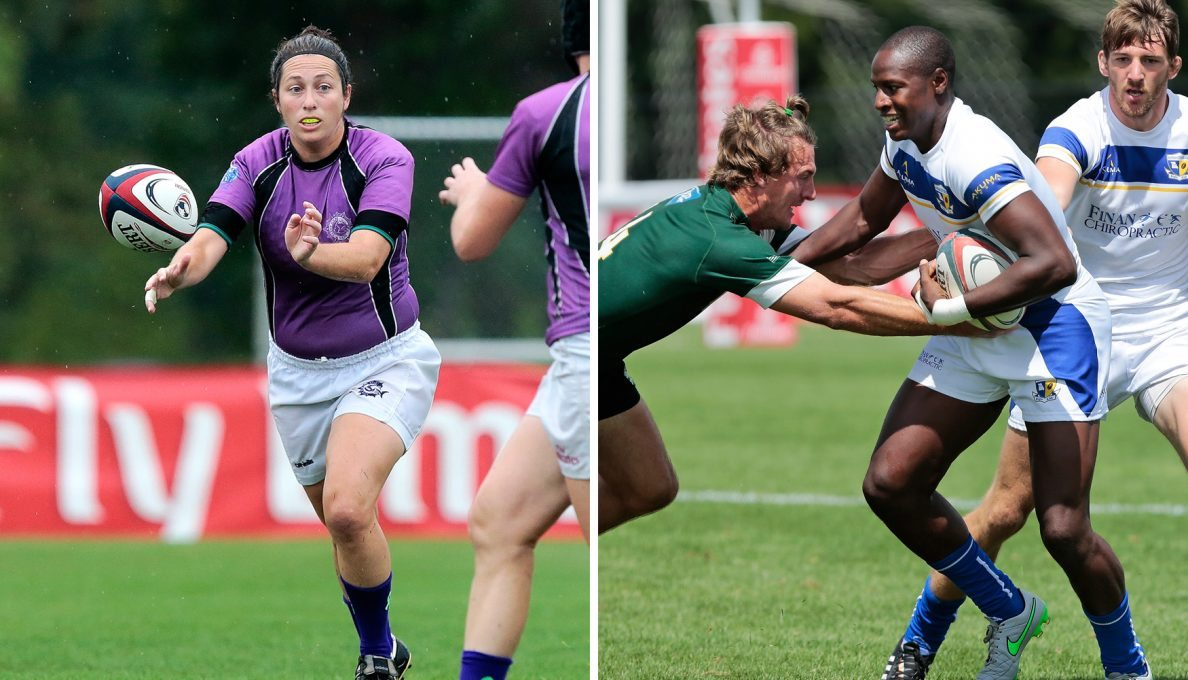 All eight regions competing in qualifying club sevens action this weekend