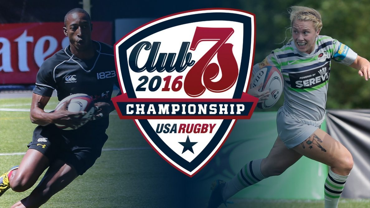 Dick's Sporting Goods Park to host 2016 USA Rugby Club 7s National Championships