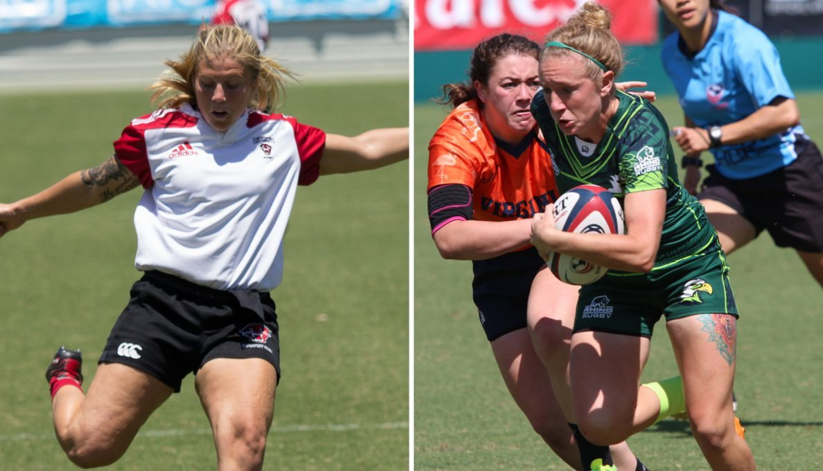 USA Rugby selects 67 student-athletes for Women's Collegiate All-American recognition