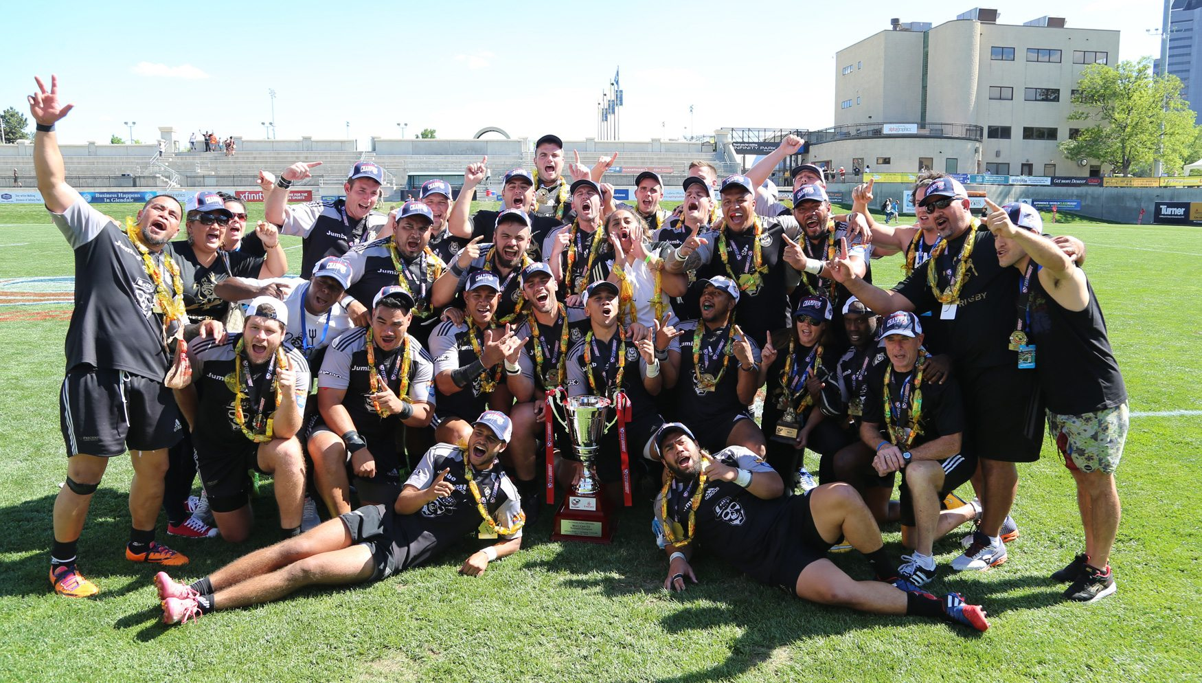 Tempe ends years of waiting with Men's DII National Championship victory over Detroit
