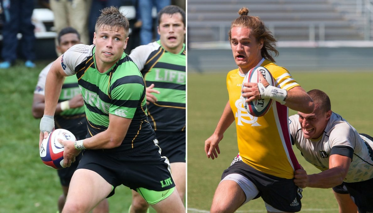 USA Rugby names more than 130 players to 2015-16 Men's Collegiate All-Americans