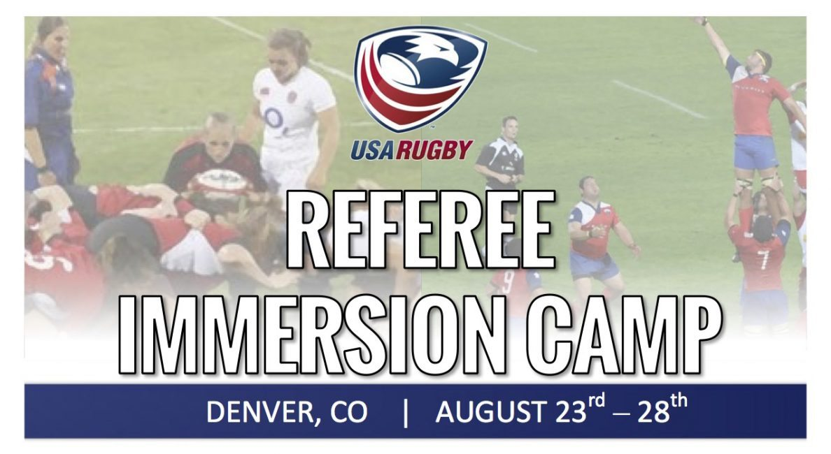 Referee Immersion Camp: Hone Your Skills By Learning From the Best