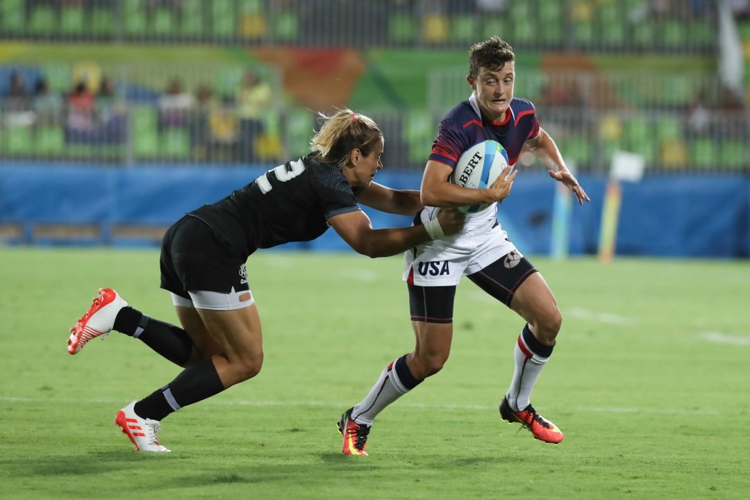 A Medal Will Elude Team Usa S Rugby Sevens Squad In The Sport First Earance At Rio 2016 Olympic Summer With Lone Try Difference