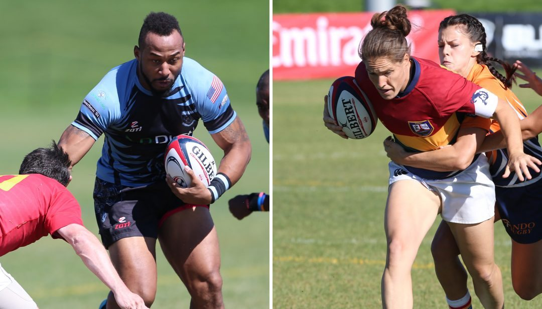 Semifinalists decided at 2016 Club 7s