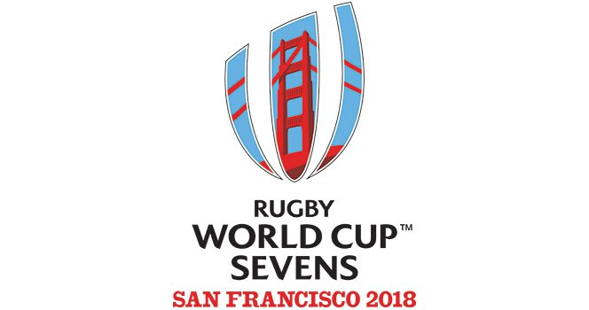 Logo and website launched for RWC Sevens 2018 in San Francisco