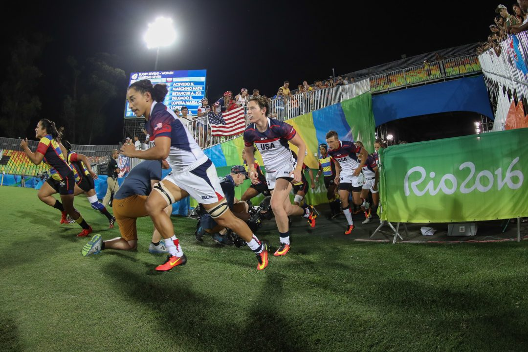 HSBC World Rugby Women's Sevens Series Returns to Las Vegas for 2017 USA Sevens International Rugby Tournament