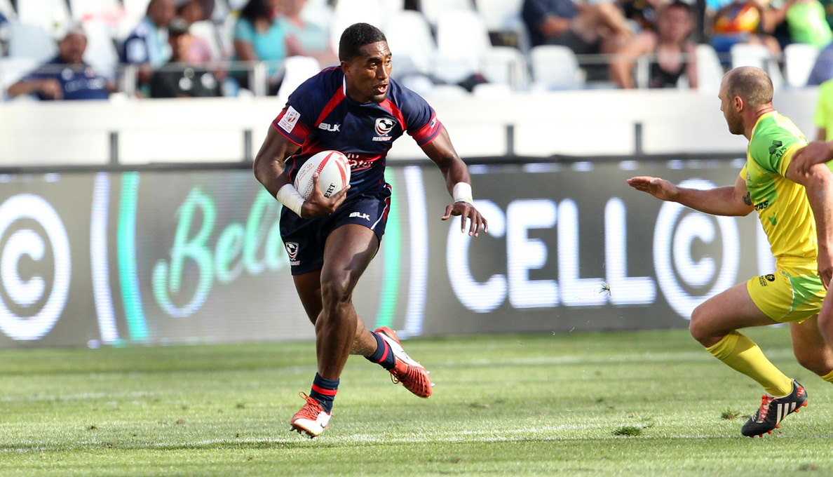 Dubai, Cape Town to offer debuts for Men's Eagles Sevens