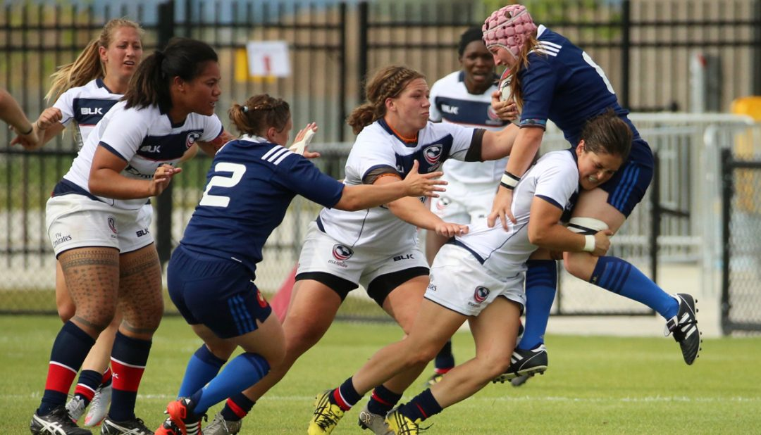 Rogers selected as captain for Eagles' first match in France