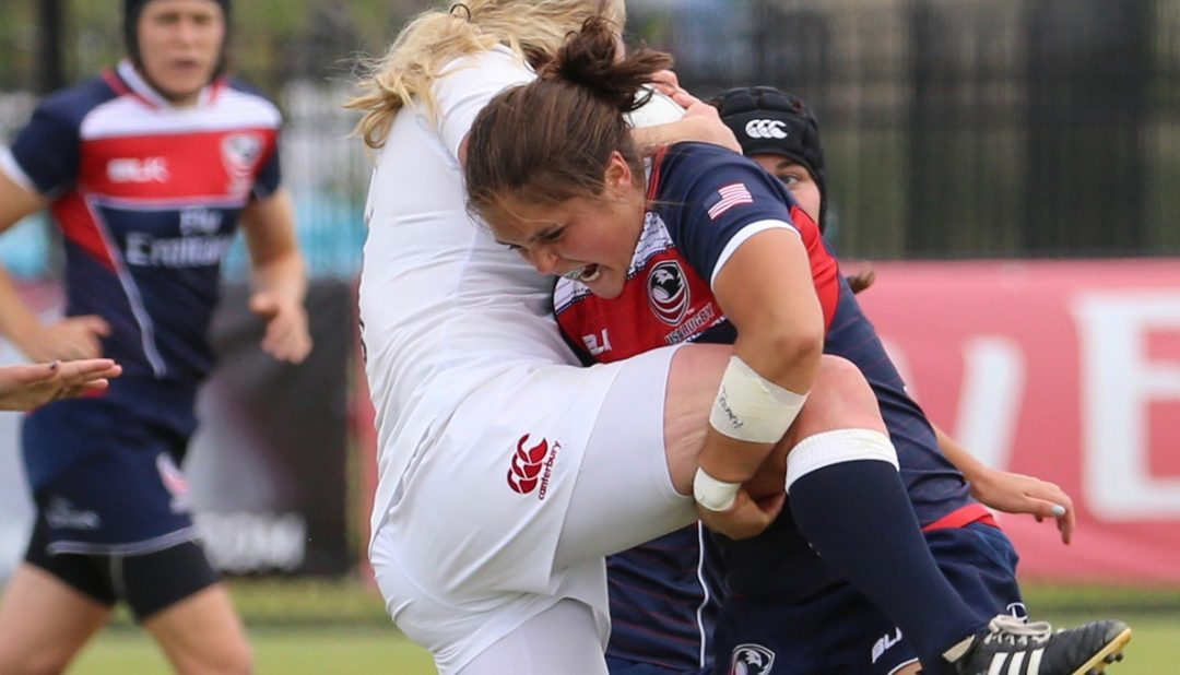 Eagles in Champion's pool at Women's Rugby World Cup 2017
