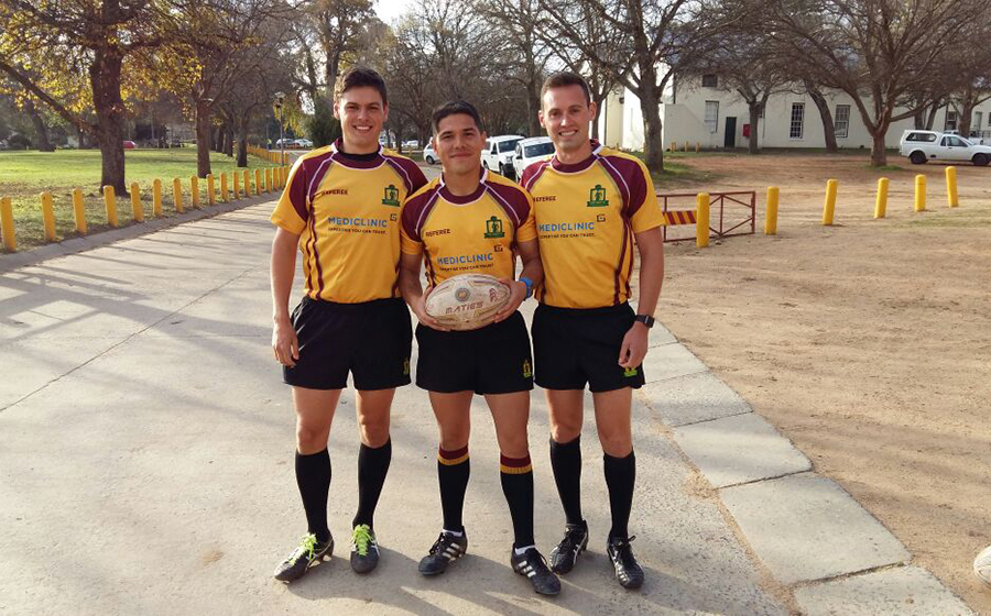 Donor Spotlight: New England Rugby Referee Society