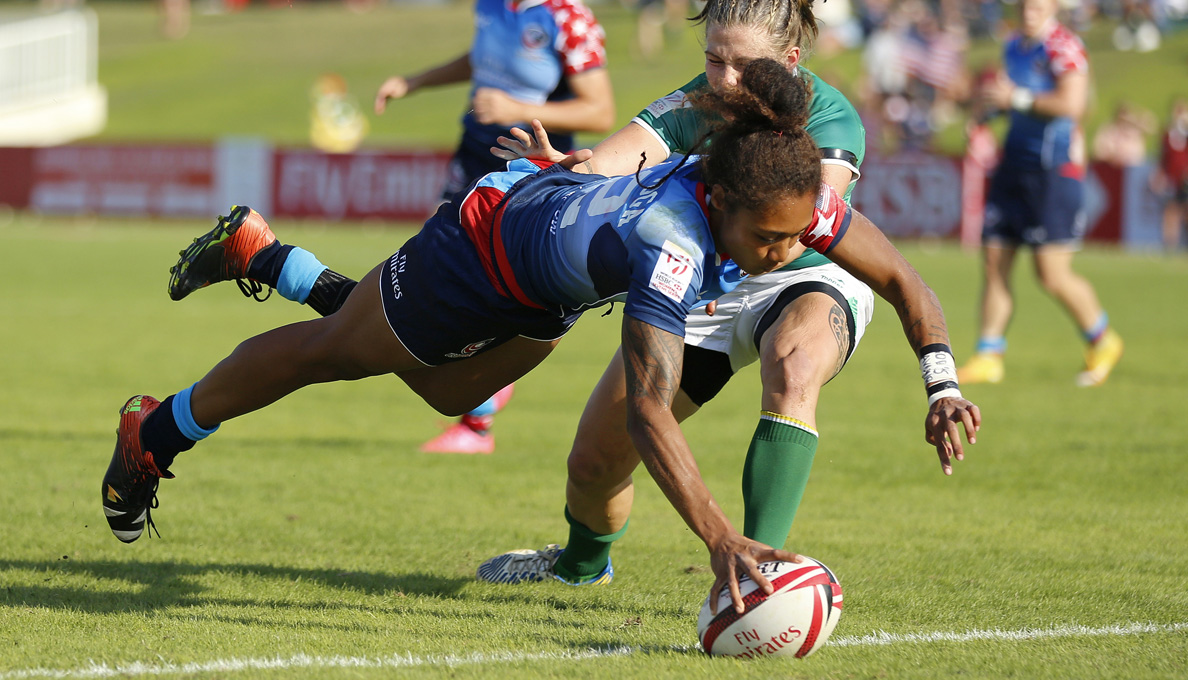 Women's Eagles Sevens   USA Rugby National Teams   USA Rugby