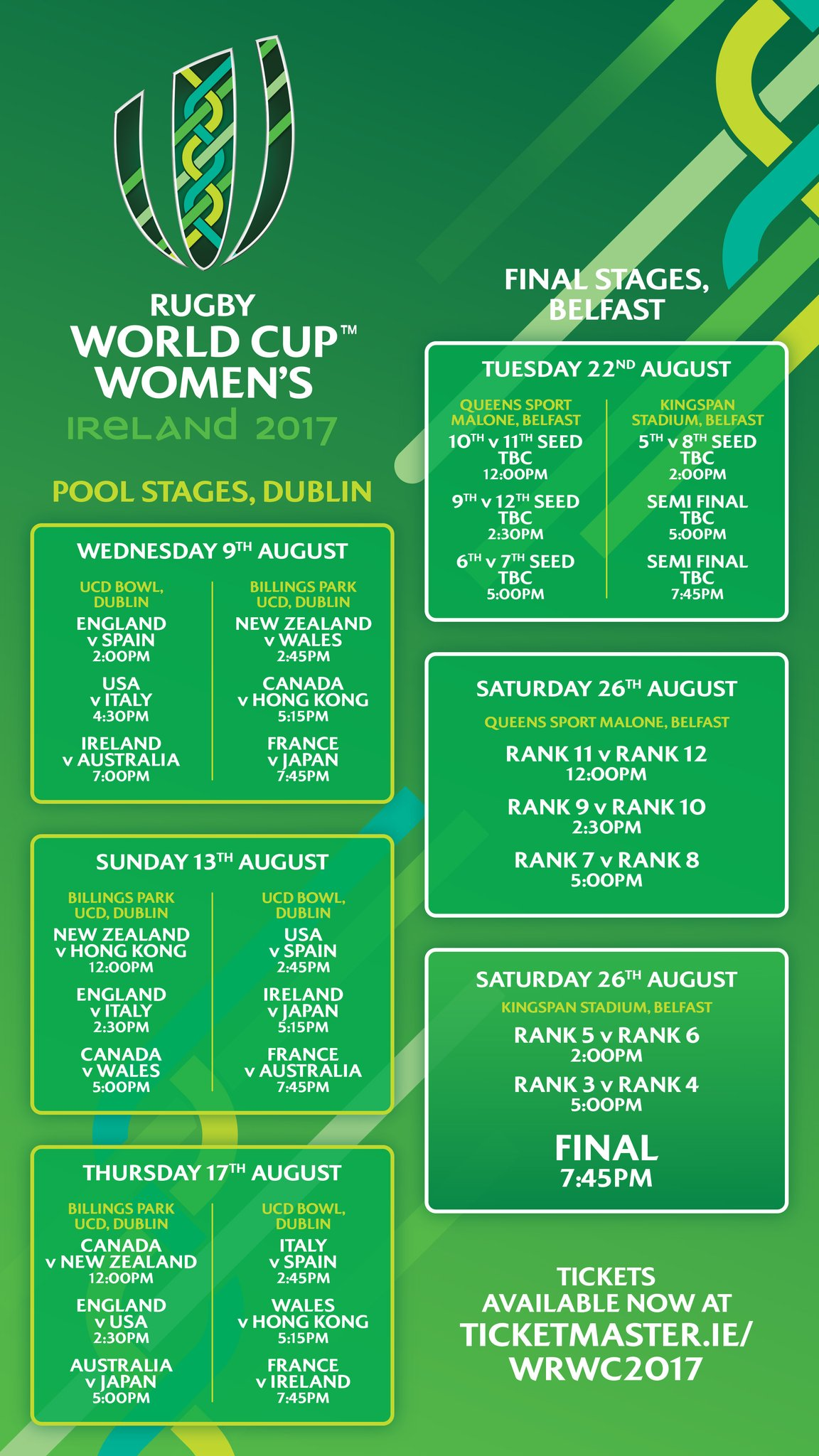 rugby world cup schedule - photo #20